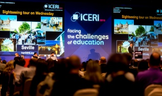iCERi conference in Seville