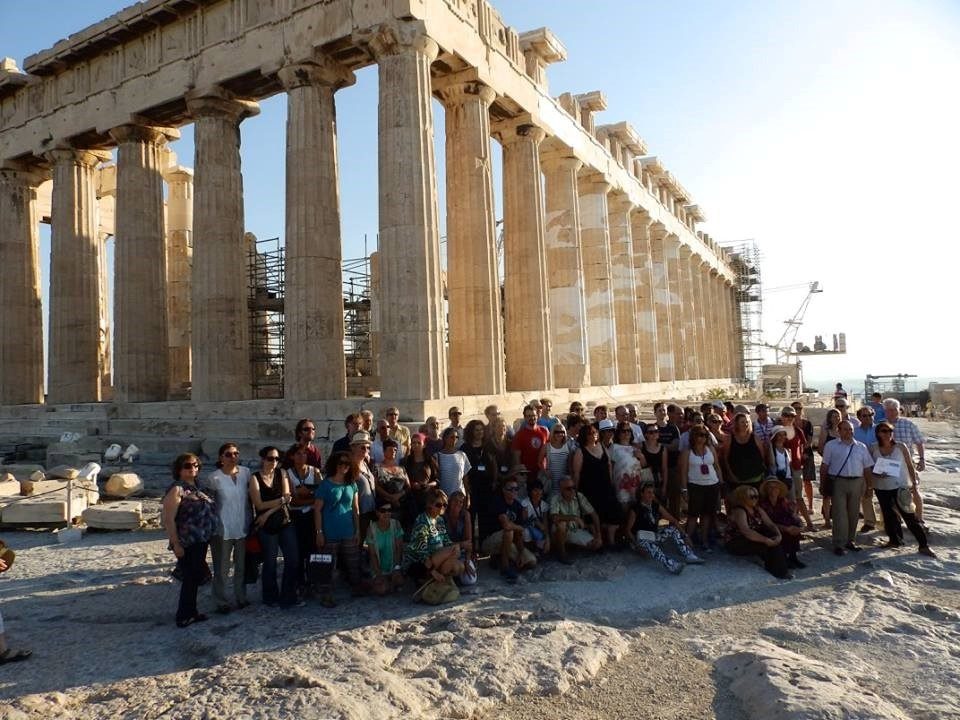 Summer School 2015. Greece.Internaional Year of light