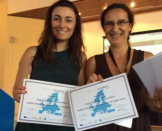 The 2015 Summer Academy of Inspiring Science Education has been completed successfully!